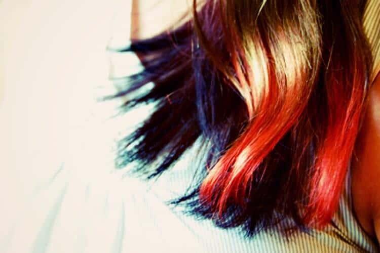 natural homemade hair dye