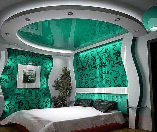 latest false ceiling colour ideas