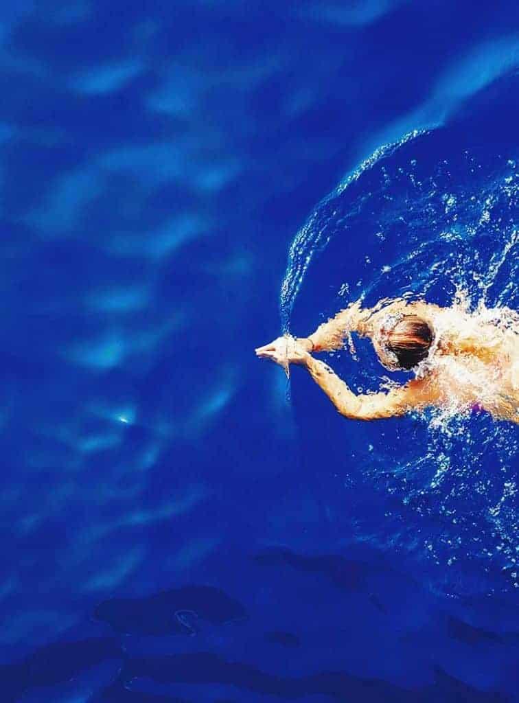 private swimming lesson form