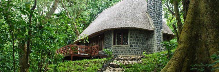 Mikeno Lodge View