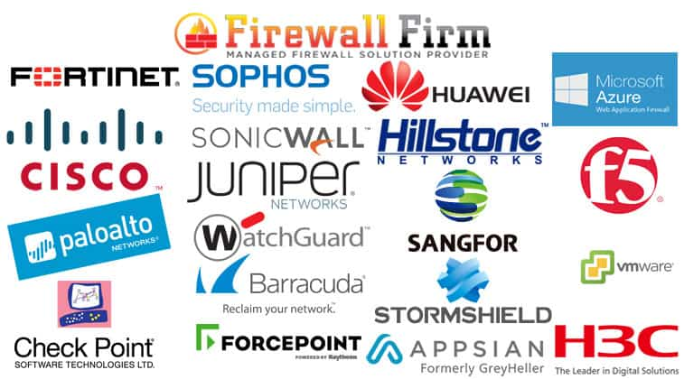 Firewall Company in Asia