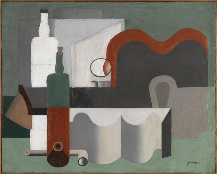 Le Corbusier, Nature morte (Still Life), 1921.