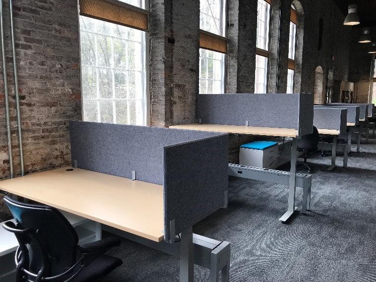 Metrum Desk Dividers