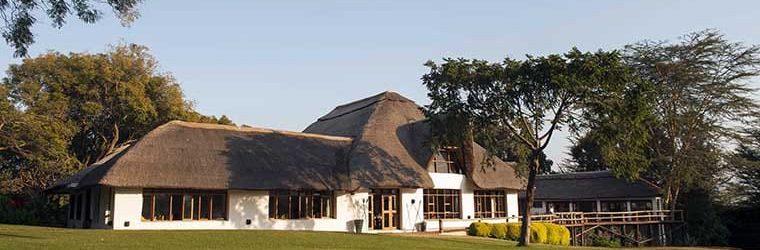 Ngorongoro Farm House View