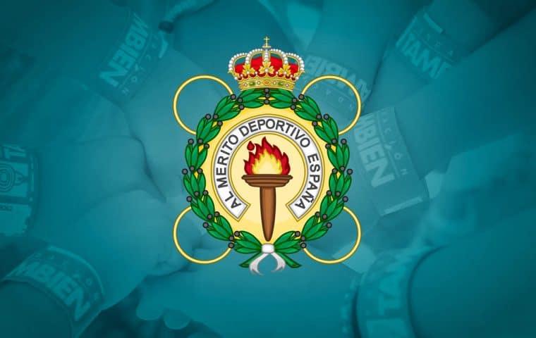 Fundación También recibe la placa de bronce de la Real Orden del Mérito Deportivo