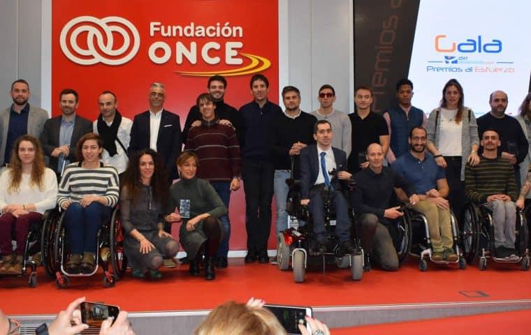 Fundación También, reconocida en la primera edición de la Gala de Premios al Esfuerzo