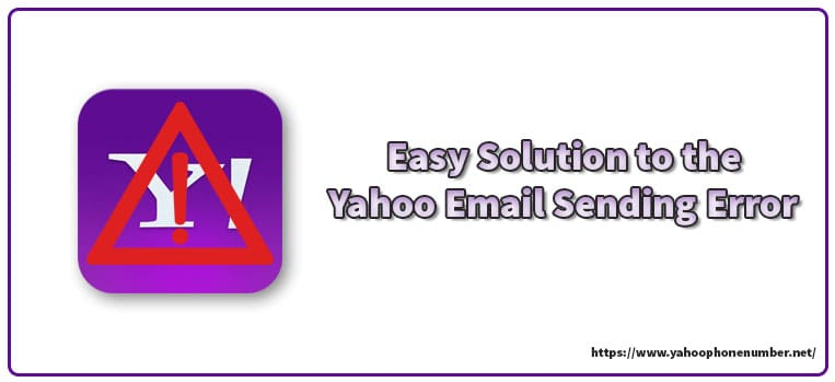 Easy solution to the Yahoo email sending error