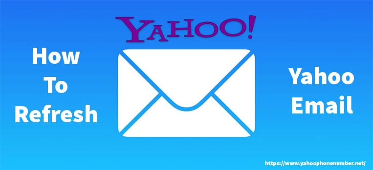 How to Refresh Yahoo Email