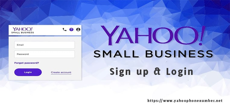 Yahoo Small Business: Sign up & Login