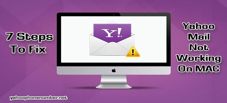 7 Steps to Fix Yahoo Mail Not Working on MAC