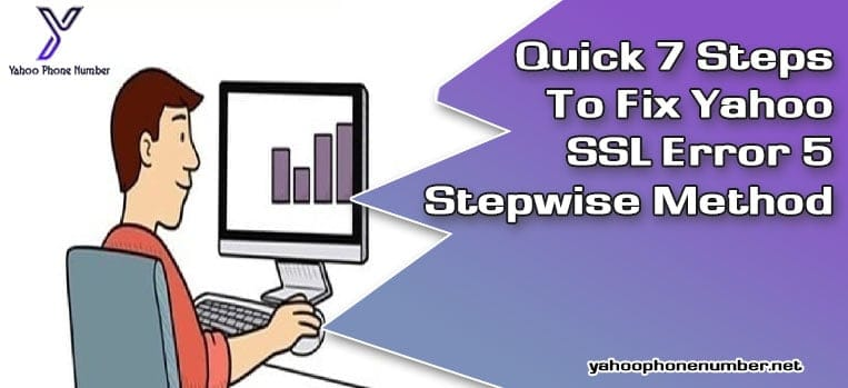 Quick 7 Steps to Fix Yahoo SSL Error 5-Stepwise Method
