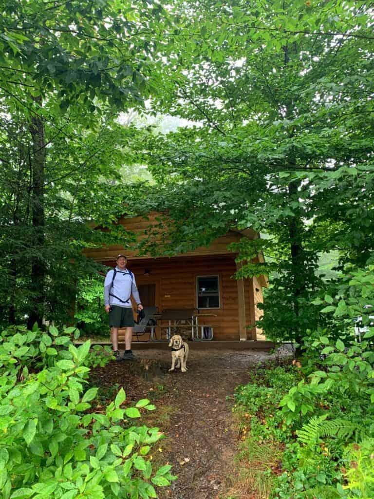ricketts glen state park seneca cabin