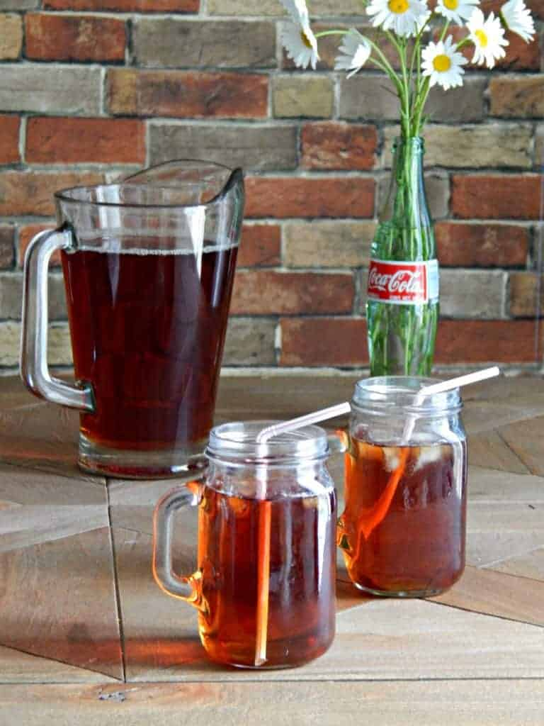 cold brew iced tea 4