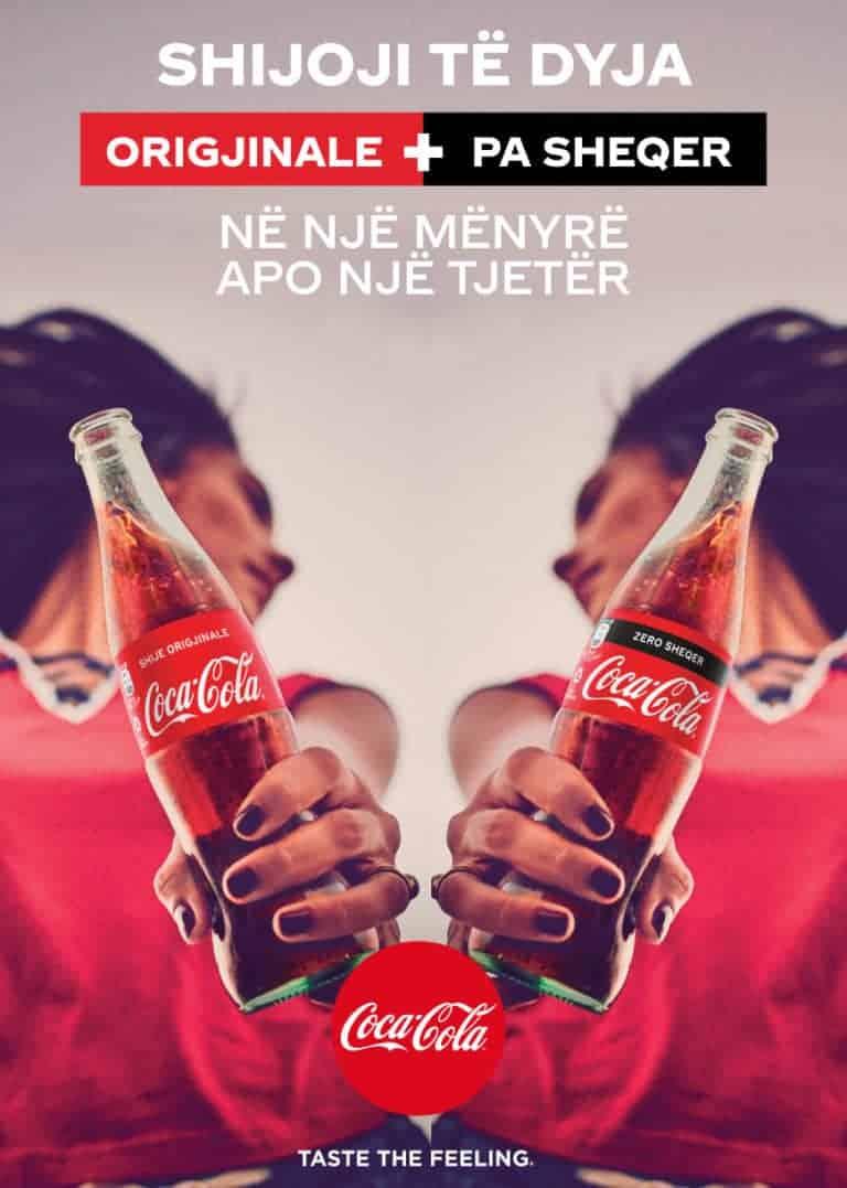 Coca-Cola Zero 2020 poster