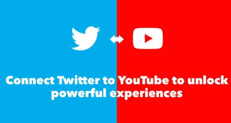How to Connect your YouTube channel to Twitter
