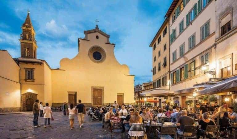 Free Tour Florencia por la tarde