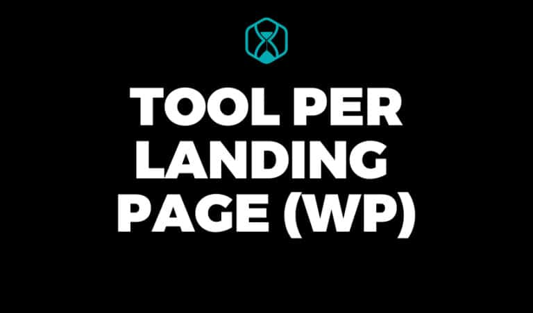Tool per creare Landing Page con WordPress - Lifetime Deals Italia