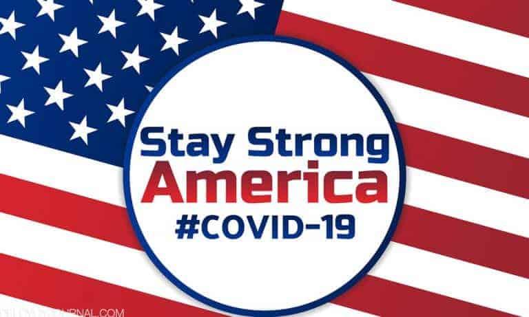Пик коронавируса в США