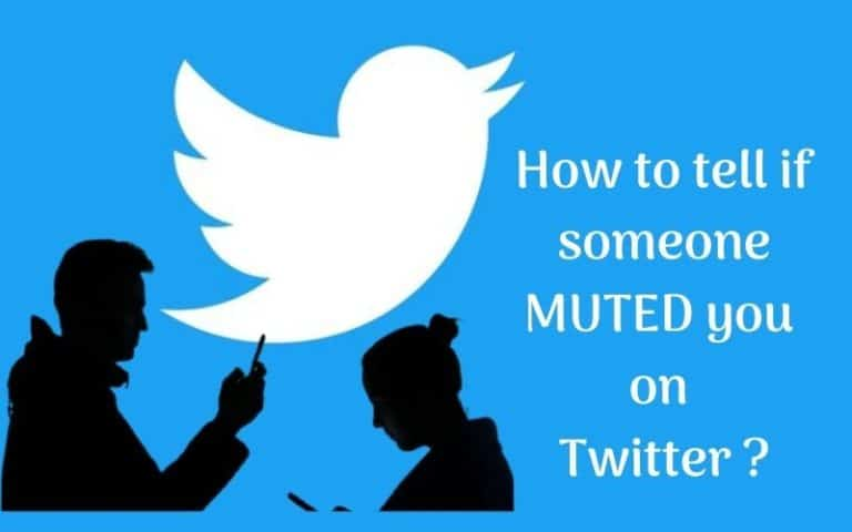 How To Tell if Someone Muted you on Twitter