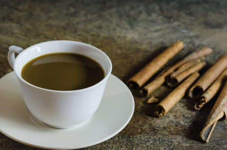 Spicing up your coffee with cinnamon