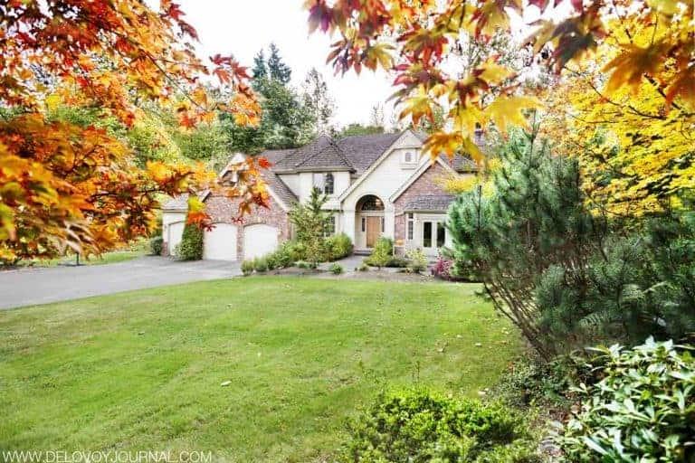 Почему дом в США лучше приобретать осенью