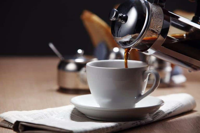 Pour Over or French Press Coffee