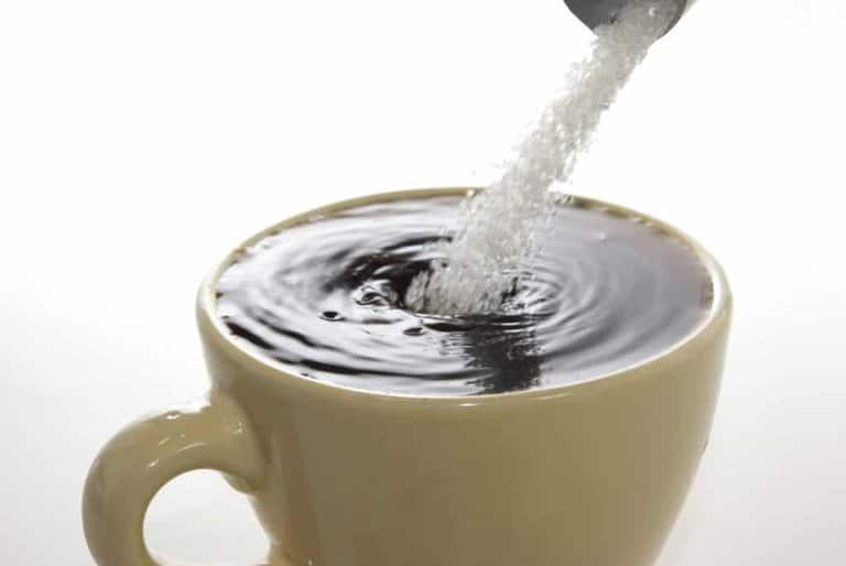 Is sugar better than honey to sweeten your coffee