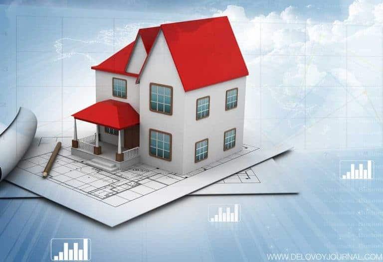 Коррекция цен на объекты жилья в США