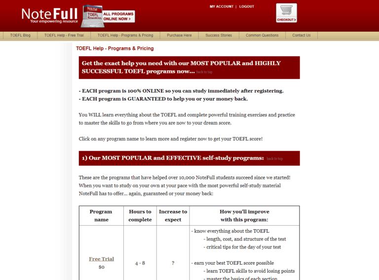 Toefl writing sample notefull custom resume editing site