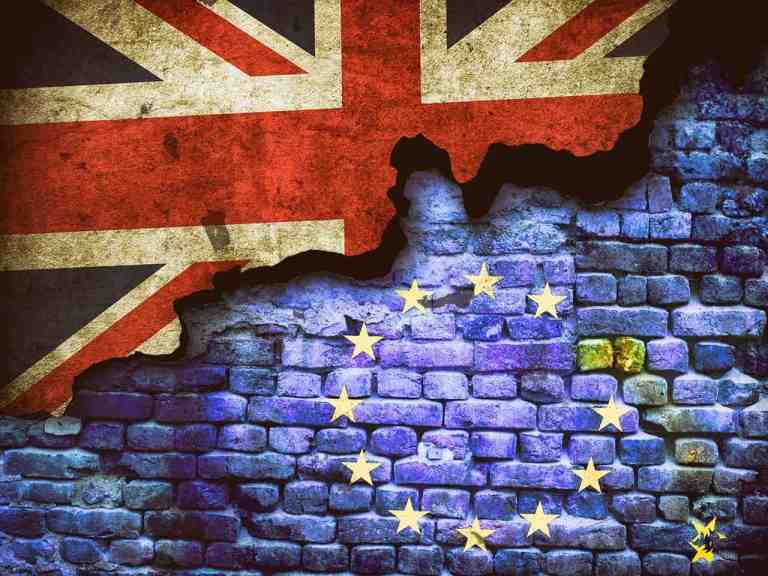 Brexit the Wall
