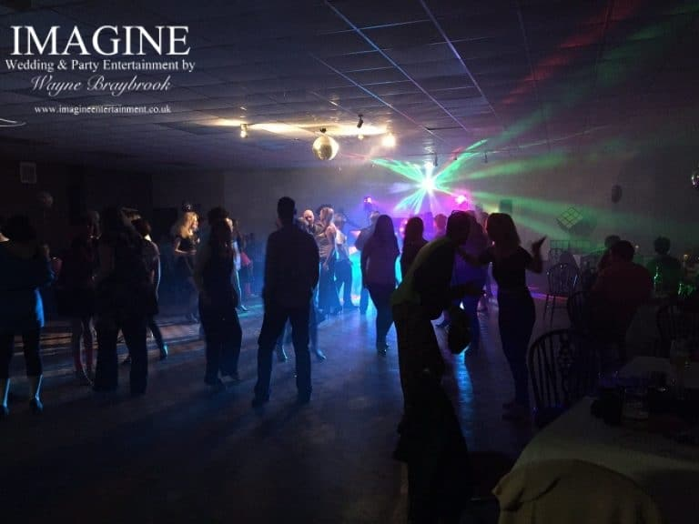 Kate's 40th at Witchford Village Hall