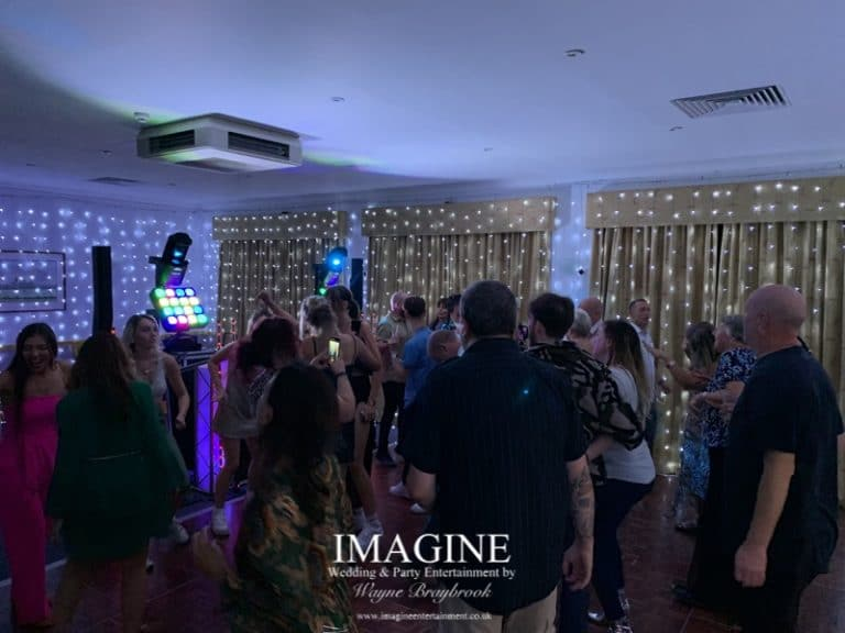 Laura & Andrew's joint birthday party at Ely Golf Club
