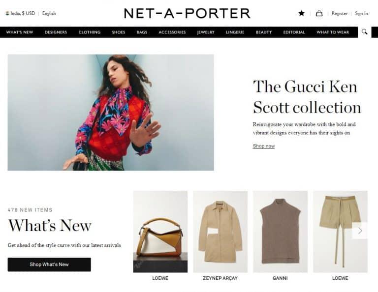 best-fashion-affiliate-programs-net-a-porter