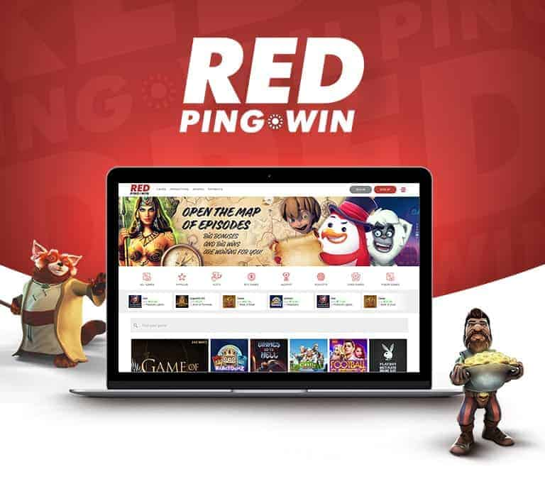 Red PingWin Casino Free Spins