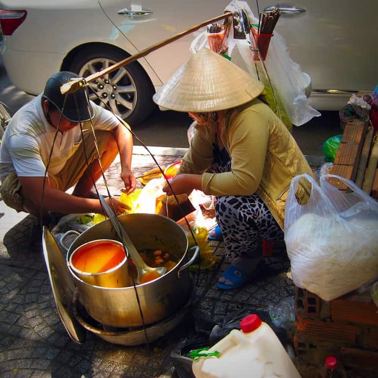Vietnam Street | Food Street Vietnam