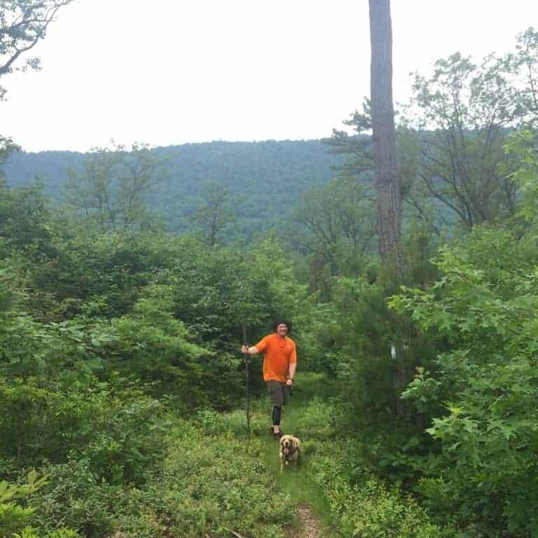 cowans gap state park trails