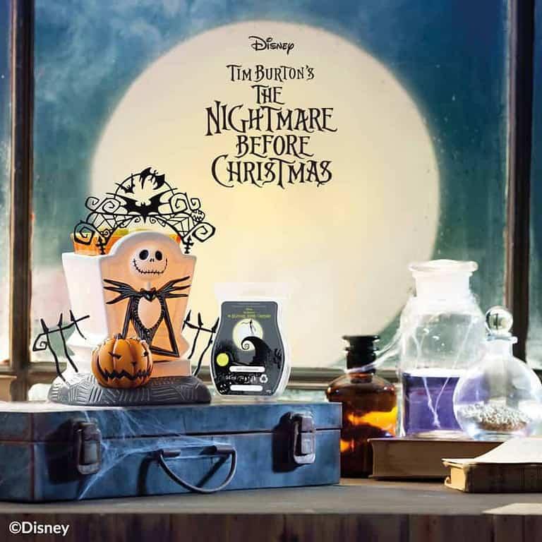 Jack Skellington, Pumpkin King Scentsy Warmer from Nightmare Before Christmas