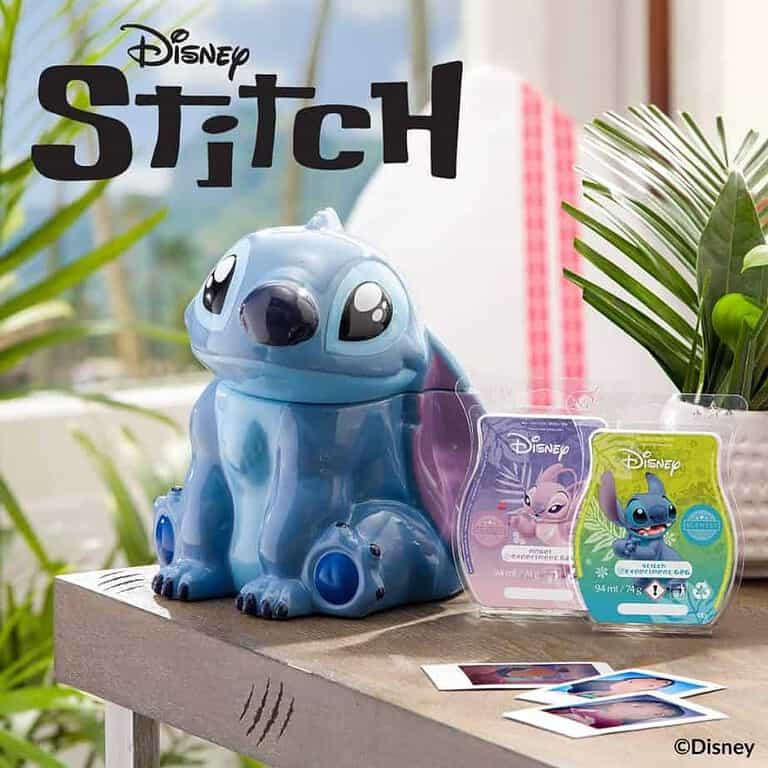 Scentsy Stitch Wax Warmer