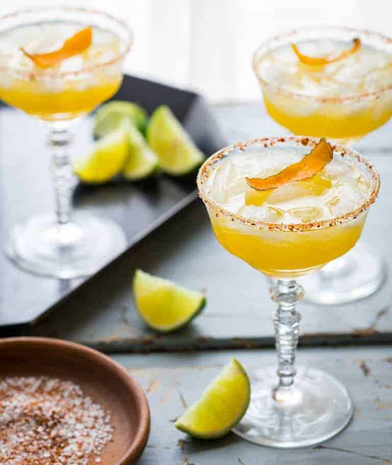 Smoky Mescal Margarita Recipe