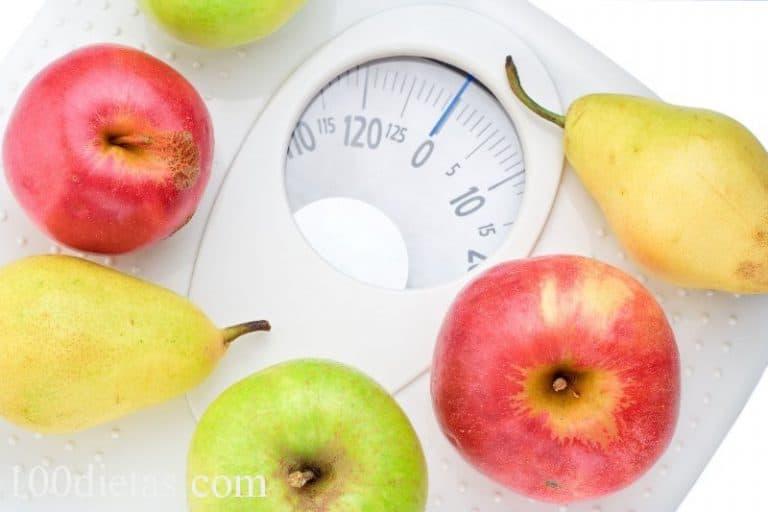 Variantes de la Dieta de la manzana