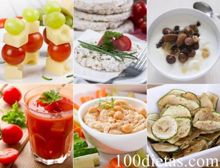 Cómo se hace la Dieta del Picoteo