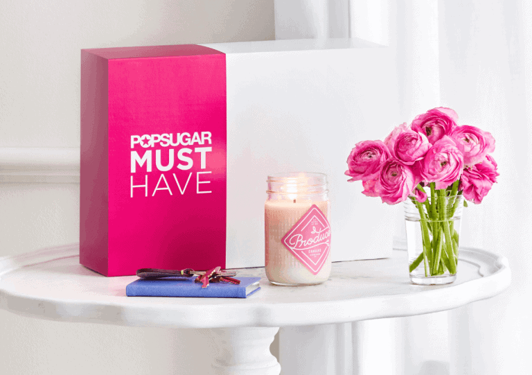 Popsugar Must Have - Design Agency - Citizen Best