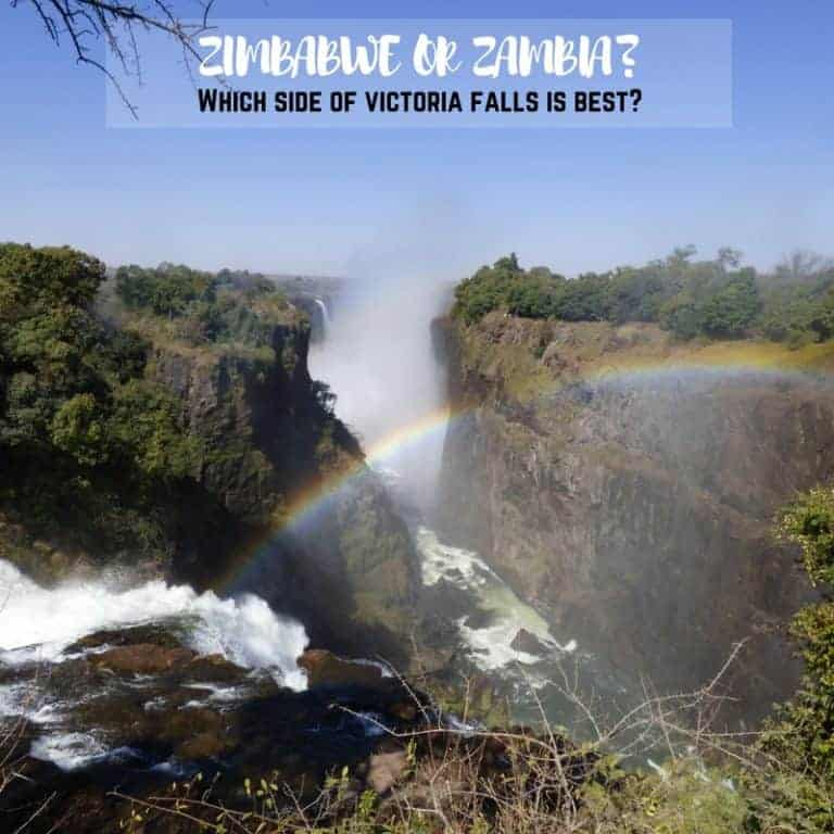 Victoria Falls Accommodation Guide - Zimbabwe vs Zambia