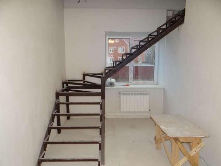 лестница под зашивку 3