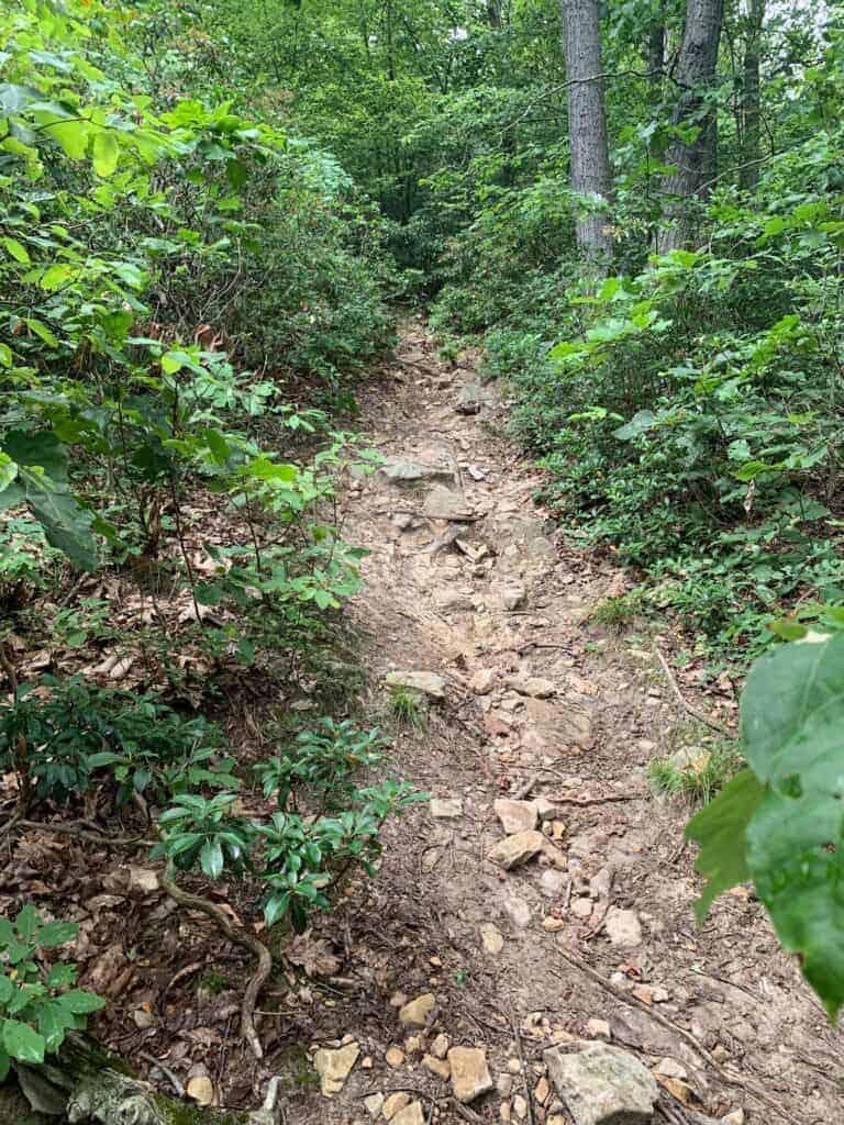 cowans gap state park horseshoe trail