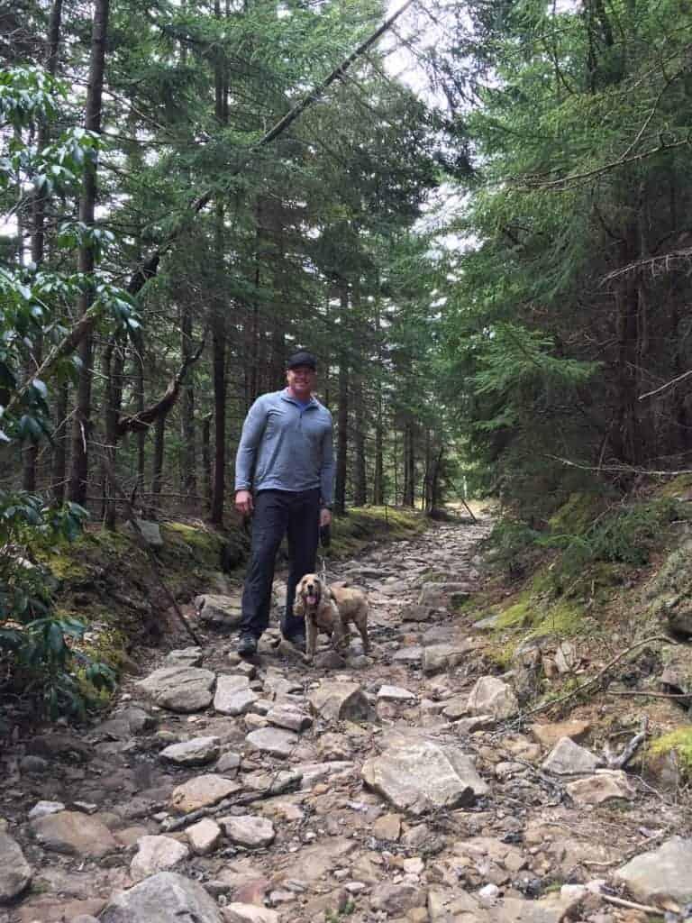 dolly sods dog hike 3