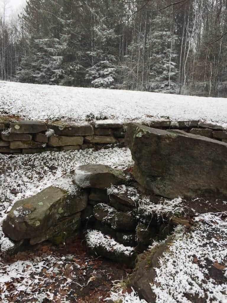 fairfax stone, potomac river confluence