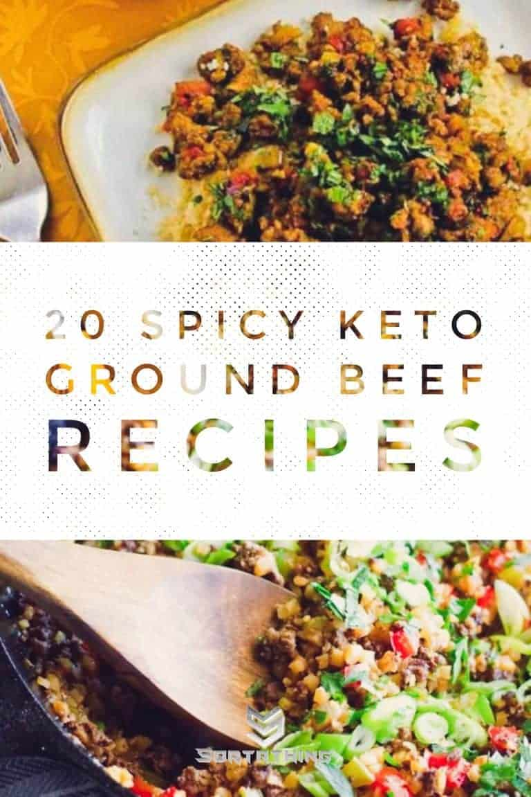 Middle Eastern Spicy Ground Beef &Dirty Cauliflower Rice recipe with Ground Meat