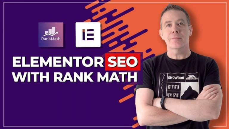 Easy Elementor SEO with Rank Math