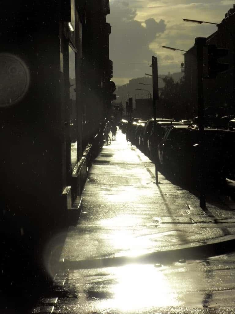 Grombühls Straßen